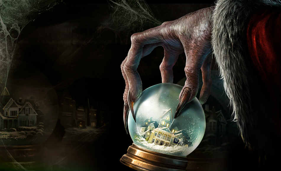 Horror movies for Christmas, Krampus